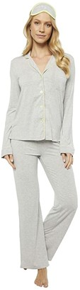 PJ Salvage Dream in Color Sleep Set (Heather Grey) Women's Pajama Sets