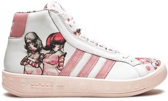 adidas Adicolor Hi P 2 W sneakers