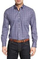 Peter Millar Men's Kapaa Plaid Sport Shirt