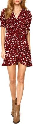 Heartloom Cheri Wrap Dress