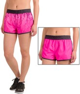 Pony Reversible Running Shorts (For Women)