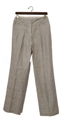 Gerry Weber Grey Trousers for Women
