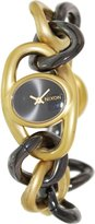 Nixon Women's Alice A161595 /Gold Stainless-Steel Quartz Watch