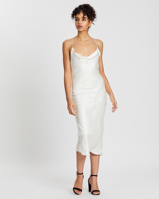 Third Form Fall Away Bias Slip Dress