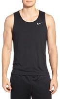Nike Men's 'Miler' Dri-Fit Running Tank