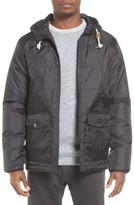 Quiksilver Men's Puffer Water-Repellent Jacket