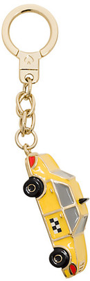 Kate Spade Taxi Keychain