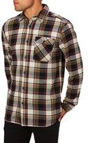 Etnies Axel Long Sleeve Flannel Shirt
