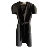 Saint Laurent Wool mid-length dress