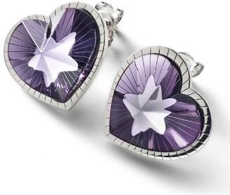 Baccarat Etoile de Mon Coeur Earrings