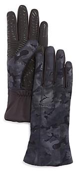 U|R U/R Flex Seam Faux-Fur Lined Tech Gloves