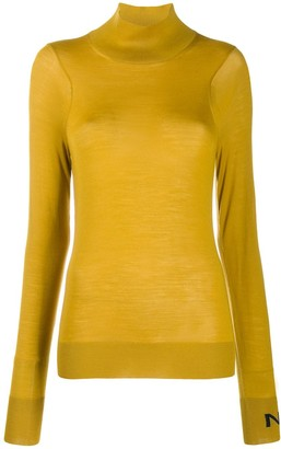 Nina Ricci Turtle Neck Jumper