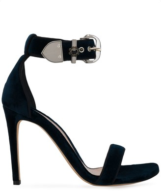 Alexander McQueen buckled open toe sandals