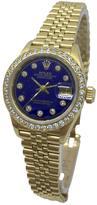 Rolex DateJust Lady yellow gold watch