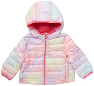 Urban Republic Packable Quilted Zip Jacket