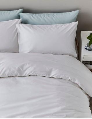 Silentnight Pure Cotton Duvet Cover Set