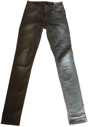 Liu Jo Liu.jo Grey Cotton Jeans for Women