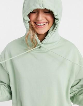 New Look hoody in light green