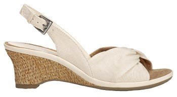 Aerosoles Women's Zenthusiasm Wedge Sandal