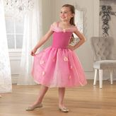 Kid Kraft Pink Rose Princess Dress-Up Costume