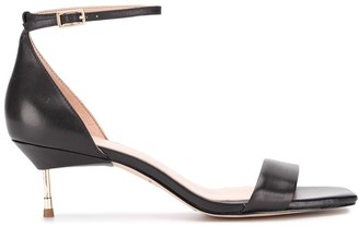 Kurt Geiger Kitten Heel Sandals