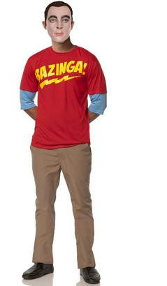 Mystery House Sheldon's Bazingang Outfit