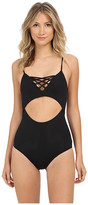 L-Space Color Block Madi One-Piece
