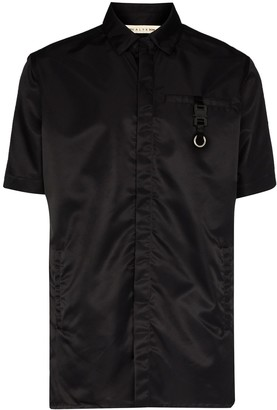 Alyx Buckle Detail Button-Up Shirt