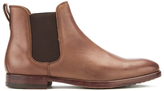 Polo Ralph Lauren Dillian Leather Chelsea Boots Polo Tan