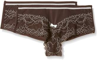 Selene Women's Briefs Brown Brown M