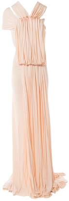 Louis Vuitton Pink Viscose Dresses