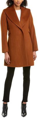 trina Trina Turk Trina By Trina Turk Arden Wool-Blend Coat