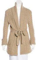 Ralph Lauren Cashmere & Wool-Blend Cardigan