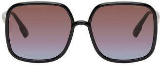 Christian Dior Black SoStellaire1 Sunglasses