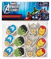 Avengers 12 ct Avengers Party Favor Eraser