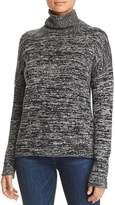 C by Bloomingdale's Marled Turtleneck Cashmere Sweater - 100% Exclusive
