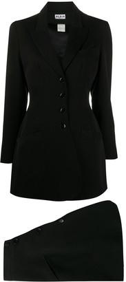 Alaïa Pre-Owned Flared Skirt Suit