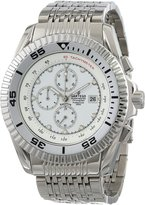 Sartego Men's SPCB55 Ocean Master Quartz Chronograph Watch