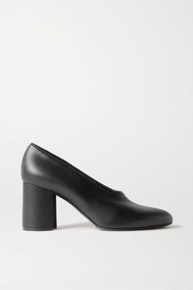Co Leather Pumps - Black