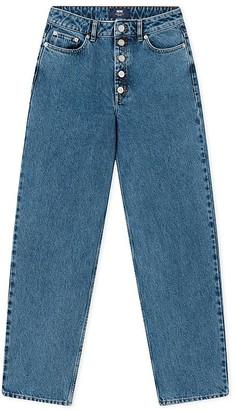 Wood Wood May Low-Rise Boyfriend Jeans