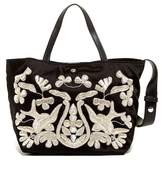 Elizabeth and James Eloise Embroidered Leather Tote