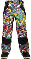 686 Comic Book Transformer Insulated Pants - Boys