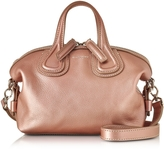 Givenchy Nightingale Micro Light Pink leather Satchel Bag