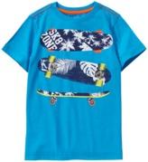Crazy 8 Skateboard Tee