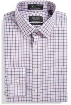 Nordstrom Smartcare TM Wrinkle Free Classic Fit Check Dress Shirt