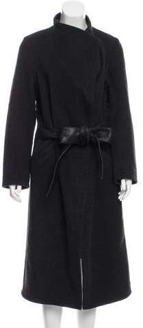 Veda Loop Wool Coat w/ Tags