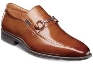 Stacy Adams Pierce Bit-Trimmed Slip-On Shoes Men's Shoes