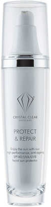 Crystal Clear Protect and Repair SPF 40 100ml