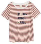 Scotch R'Belle SCOTCH RBELLE You & Me Graphic Tee