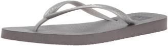 Reef Women's Escape Sandal Silver 5 M US